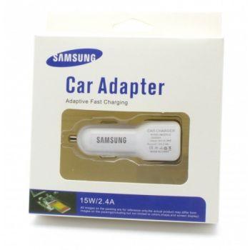 Автомобильное зарядное устройство  Samsung sx 925u (2 разъёма USB) 2.0A адаптер в прикуриватель