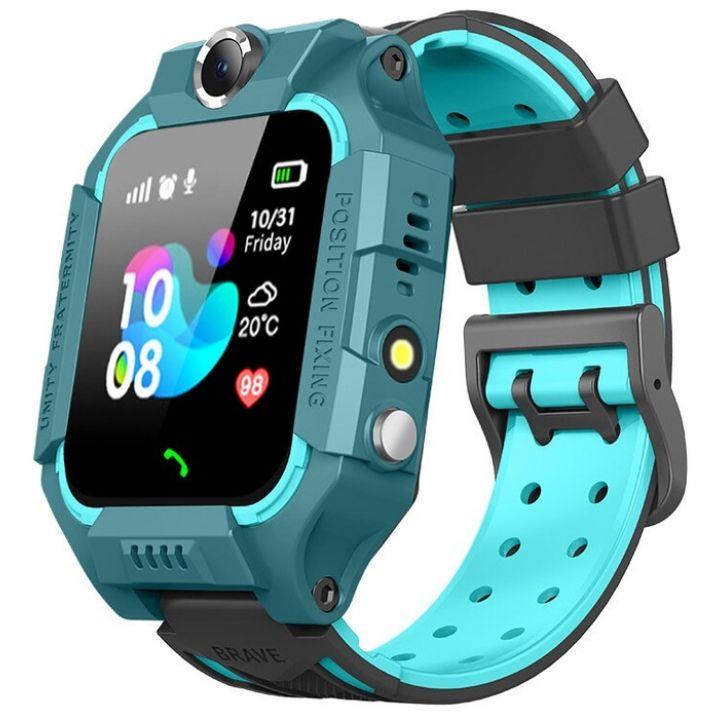 Детские смарт часы Baby Smart Watch Q6 с камерой GPS трекером