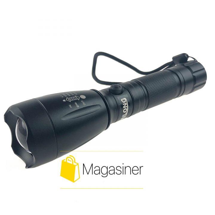 Тактический ручной светодиодный фонарик Police BL 1892 T6 LED (1105)