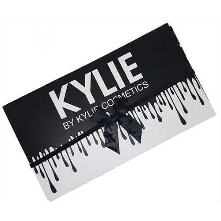 Набор жидких матовых губных помад Kylie Matte Lipstick помада Кайли 12 шт
