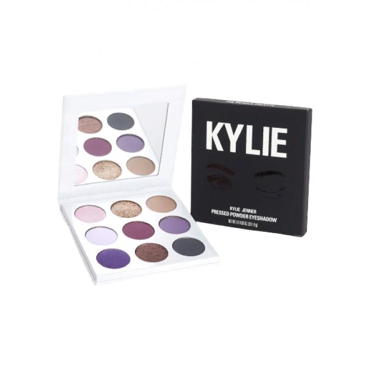 Палетка теней Kylie Cosmetics The Purple Palette 9 оттенков