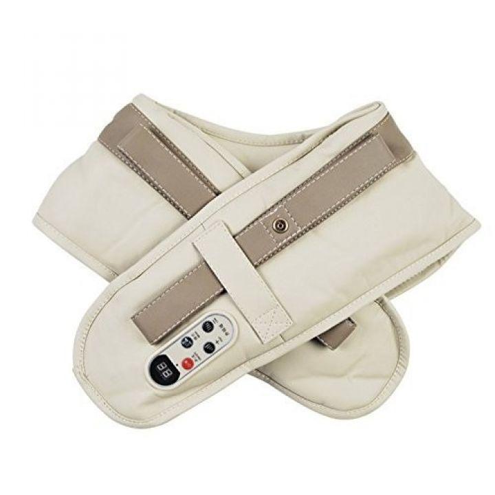 Ударный массажер для спины плеч шеи Cervical Massage Shawls вибромассажер многофункциональный