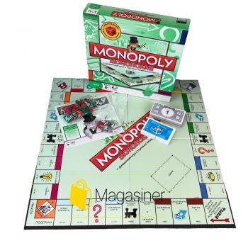 Настольная игра Монополия Классическая обычная карточная экономическая игра лучшая monopoly (1225)