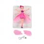 Летающая фея интерактивная игрушка летает от руки  Flying Fairy