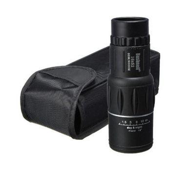 Монокуляр подзорная труба BUSHNELL 16x52 66М/8000М для охоты, для рыбалки с ручной фокусировкой