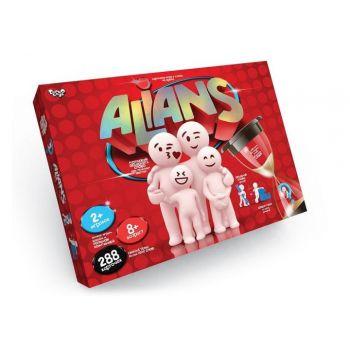 Настольная развлекательная игра Alians Альянс Danko Toys развивающая настолка для всей семьи