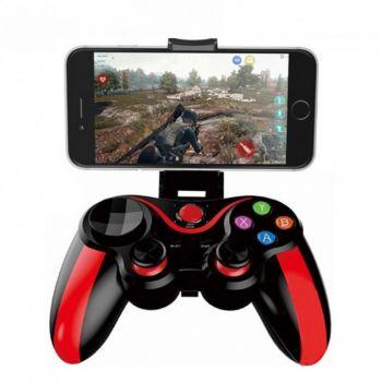 Беспроводный игровой геймпад для смартфона N1-9013 Bluetooth Gamepad для Android/PC/IOS/PS3, джойстик для телефона, контроллер