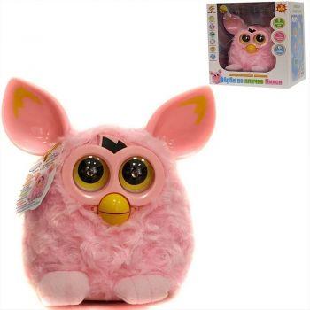 Интерактивная игрушка FERBY Rich Toys питомец Ферби по кличке Пикси Розовая
