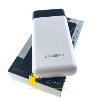 Портативный Power Bank Legend LD-4008 30000 mAh внешний аккумулятор павербанк (1400)