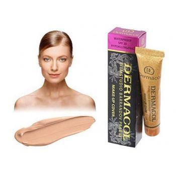 Тональный крем Dermacol Make-Up Cover с повышенными маскирующими свойствами №212 30 гр