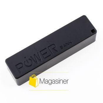 Портативное зарядное устройство Power bank OSE A5 2600 mAh 1A черное (16-tg)