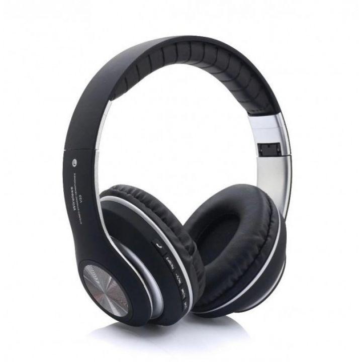 Накладные беспроводные Bluetooth наушники Enjoy E800BT Wireless с микрофоном геймерские для компьютера и ноутбука зеленый