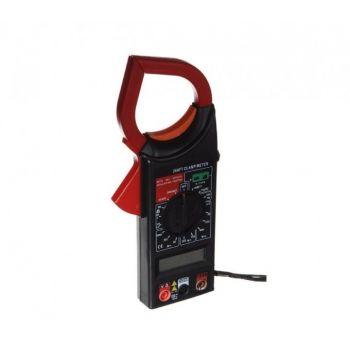 Мультиметр цифровой мультитестер DT 266F токовые клещи тестер профессиональный