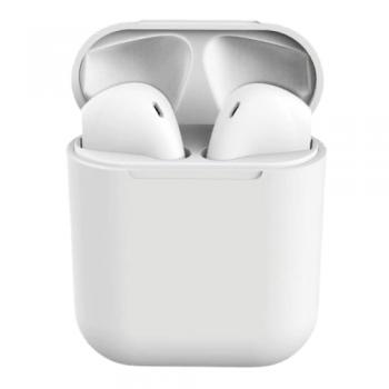 Беспроводные bluetooth наушники вкладыши inPods 12 wireless с микрофоном для пк телефона белые
