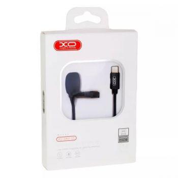 Петличный микрофон петличка XO-MKF 03 lightning для iphone айфона