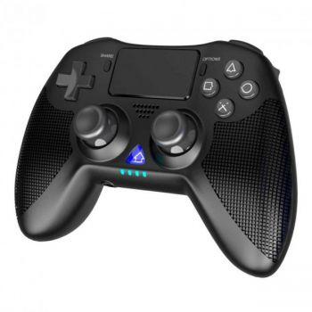 Беспроводной игровой геймпад джойстик Ipega PG-P4008 для PC/Android/iOS ps4 ps3 Bluetooth контроллер черный