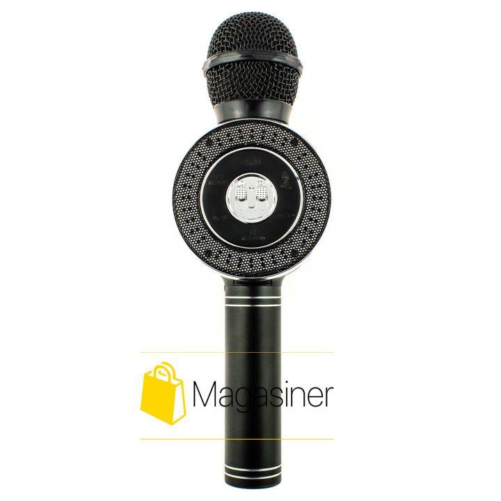 Беспроводной караоке микрофон WSTER WS 668 Original Black (300-tg)
