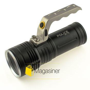 Ручной светодиодный фонарь прожектор Police S911-T6 (321-tg)
