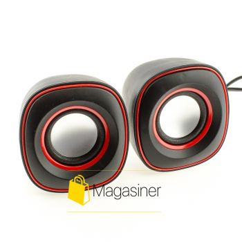 Мини колонки проводные SPS Mini Digital Speaker D-015
