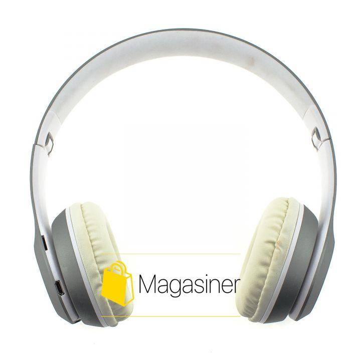 Беспроводные Bluetooth наушники Beats Solo 3 Wireless Cерые (382-tg)