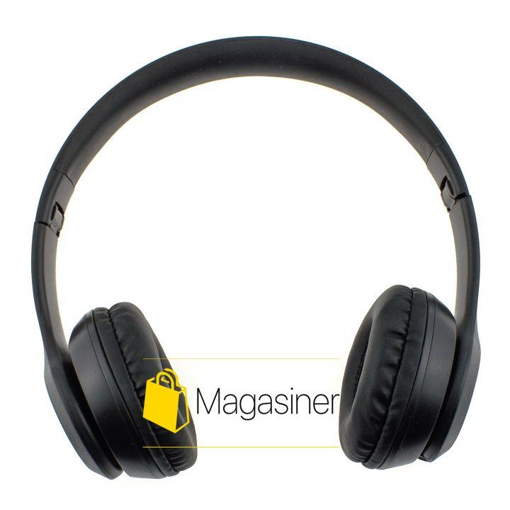 Беспроводные Bluetooth наушники Beats Solo 3 Wireless Черные (383-tg)