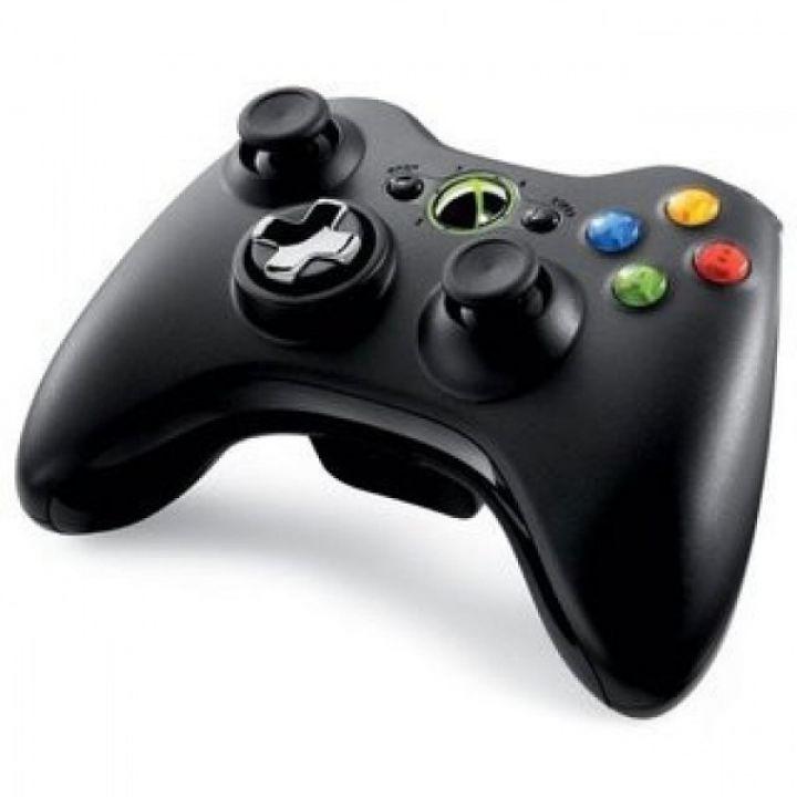 Беспроводной игровой геймпад джойстик для приставки Xbox 360 Controller ODI черный