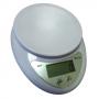 Кухонные электронные весы 5 кг Electronic Kitchen Scale B05 точные весы для продуктов погрешность 1 г белые