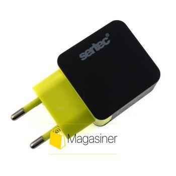 Зарядное устройство Sertec Smart Quick Charger 3.0A ST-1050 USB (393-tg)