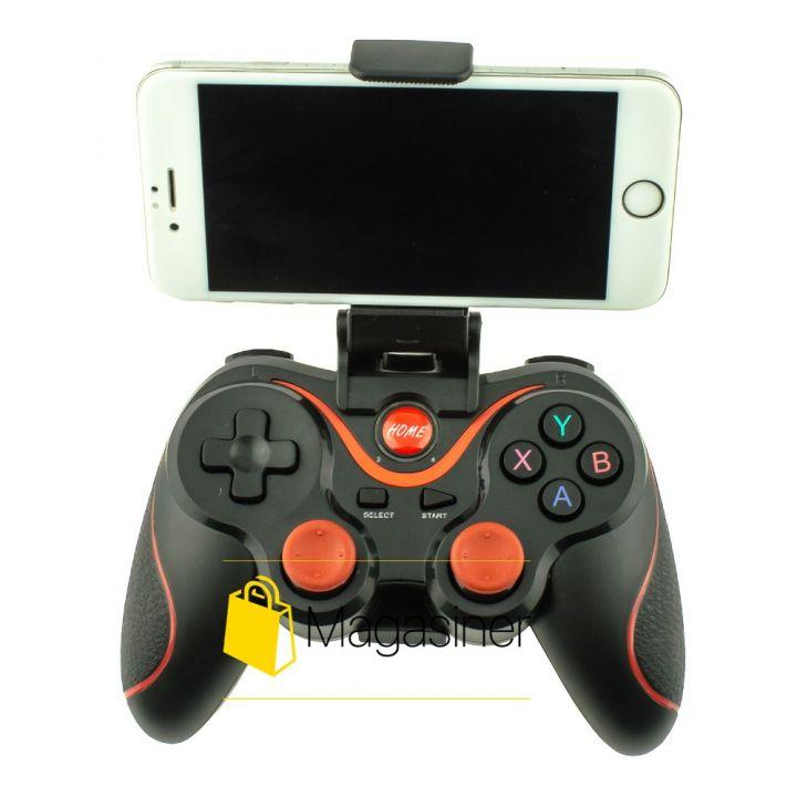 Беспроводной геймпад для телефона X3 джойстик для пубг пабг мобайл pubg mobile смартфона (407)