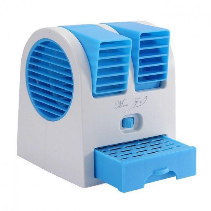 Компактный портативный мини-кондиционер для дома Conditioning Air Cooler USB Electric Mini Fan
