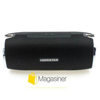 Мощная портативная bluetooth колонка Sound System A6 Pro Original Hopestar 35 ВТ Черная (512)