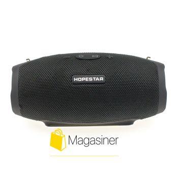 Оригинальная портативная Bluetooth колонка H26 Mini Hopestar черная (529-tg)