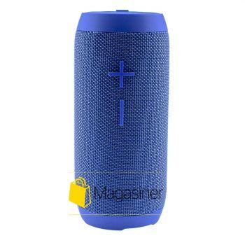 Оригинальная портативная Bluetooth колонка P7 Hopestar красная (531-tg)