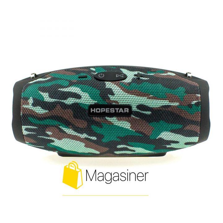 Оригинальная портативная Bluetooth колонка H26 Mini Hopestar камуфляж (540-tg)