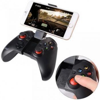 Беспроводной игровой геймпад джойстик Ipega PG-9037 для PC/Android/iOS Bluetooth контроллер черный