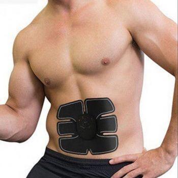 Миостимулятор массажер Beauty body mobile-Gym 6 pack EMS для мышц живота тренажер для пресса