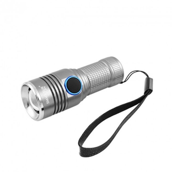 Карманный светодиодный фонарь прожектор Small Sun R840-XPE аккумуляторный фонарик для кемпинга