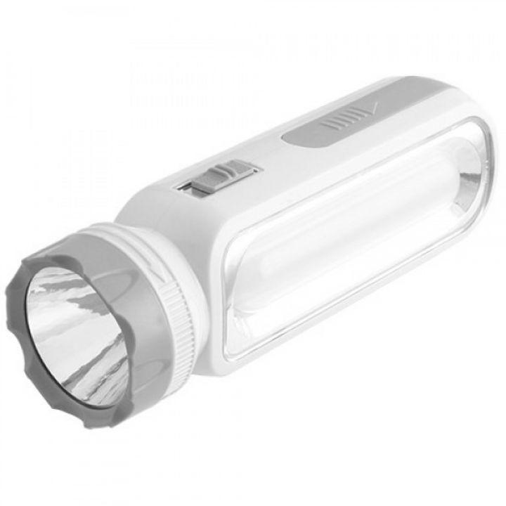 Светодиодный фонарь с аккумулятором Yajia YJ-1050 ручной фонарик мощный