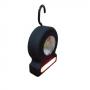 Туристический фонарь с крюком для подвески 037-А cветодиодный кемпинговый светильник с магнитом переносной черный
