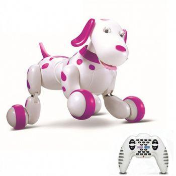 Собака робот HappyCow Smart Dog HC-777-338 на радиоуправлении с аккумулятором интерактивная игрушка для детей
