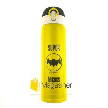 Детская термокружка Super Heroes Batman супергерои бэтмен (707)