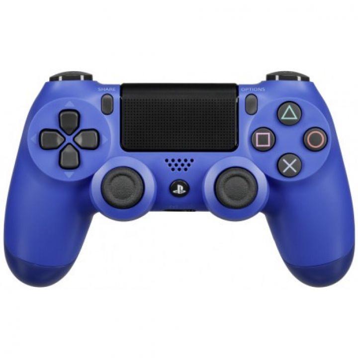 Беспроводной игровой геймпад джойстик PS4 Dualshock для Sony PlayStation 4 контроллер синий
