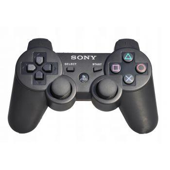 Беспроводной игровой геймпад джойстик PS3 Dualshock3 для Sony PlayStation 3 контроллер черный