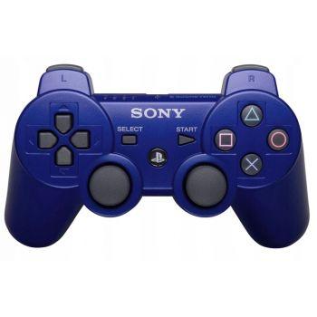 Беспроводной игровой геймпад джойстик PS3 Dualshock3 для Sony PlayStation 3 контроллер синий