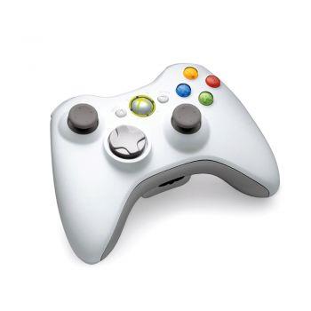 Беспроводной игровой геймпад джойстик для приставки Xbox 360 Controller ODI белый