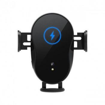 Автомобильный держатель для телефона XS 15W с беспроводной зарядкой в машину