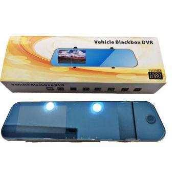 """Регистратор зеркало 2 в 1 DVR 1080P FullHD в машину Многофункциональный автомобильный видеорегистратор 4,3"""" Vehicle Blackbox DVR"""