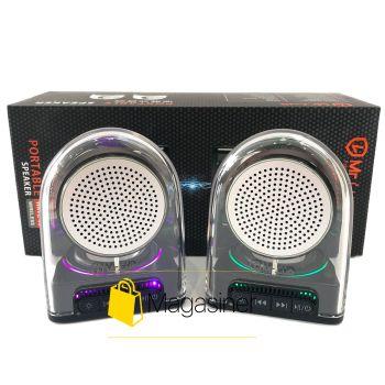 Беспроводные настольные Bluetooth колонки Mr.Lud Wave-98 (927)