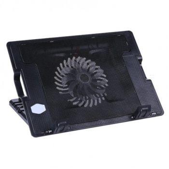 Охлаждающая подставка для ноутбука ErgoStand регулируемая с вентилятором кулером usb