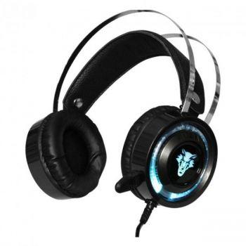 Игровые наушники JEDEL GH183 Gaming Headset с микрофоном геймерские для компьютера и ноутбука